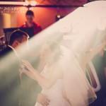 Pierwsze minuty wesela